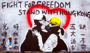 Người Hồng Kông sẽ không lùi bước, vì đây là cuộc chiến của lương tâm