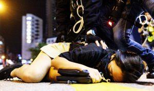 Đài KBS tiết lộ: Cảnh sát Hồng Kông đã hãm hiếp và hành hạ người biểu tình