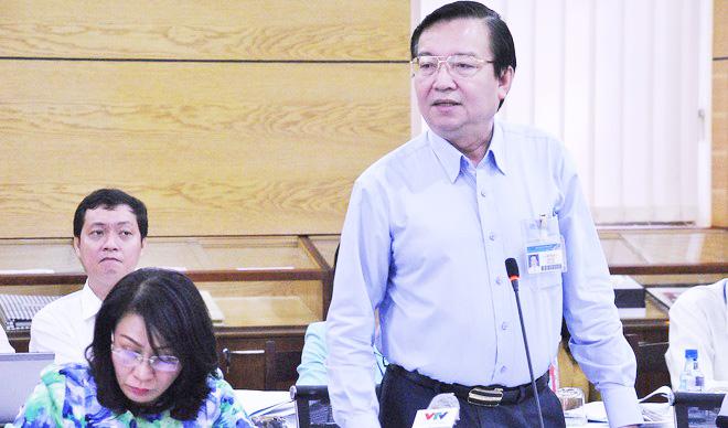 Giám đốc Sở Giáo dục – Đào tạo (GD-ĐT) Lê Hồng Sơn.