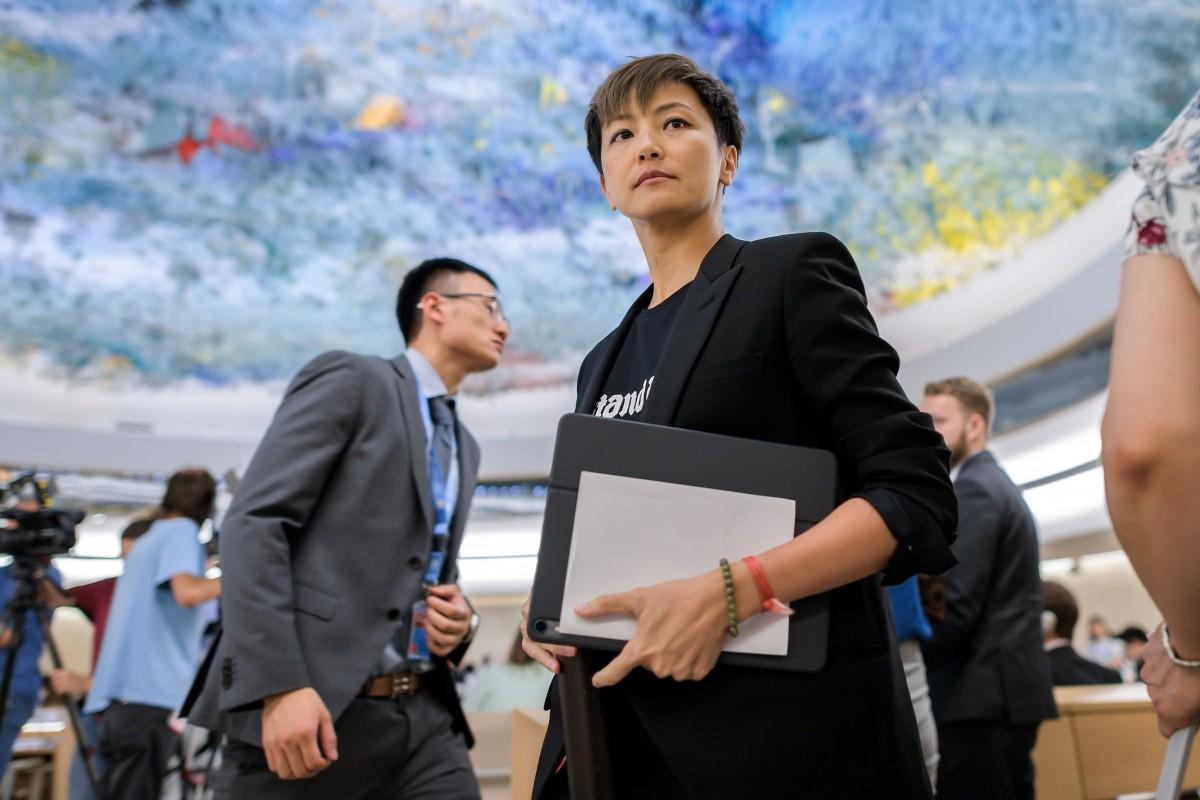 Hà Vận Thi (Denise Ho).
