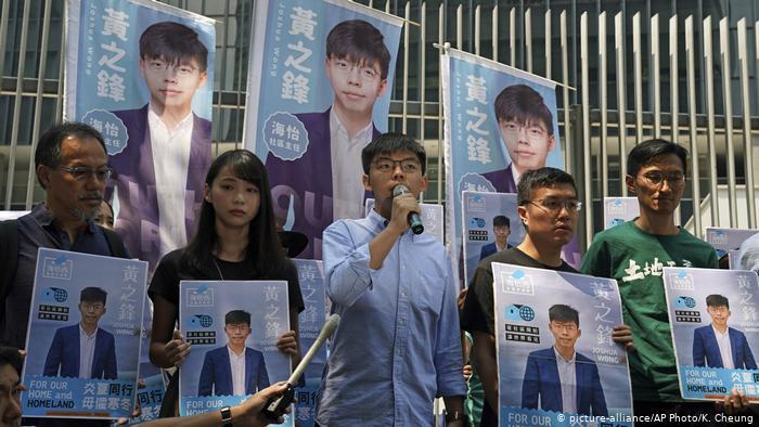 Người trung niên ở Hồng Kông: Trấn áp càng lớn phản kháng càng nhiều (ảnh 2)