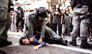 Quân cảnh TQ đã vào Hồng Kông tác chiến, có nhiệm vụ tiêu diệt mục tiêu