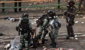 Anh, Pháp, Đức sẽ gặp mặt để bàn về vấn đề Hong Kong