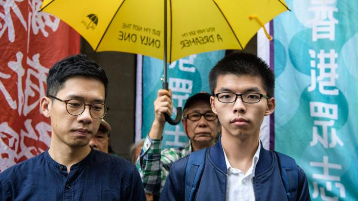 Tổng thư ký của Đảng dân chủ Demosistō Hoàng Chi Phong (Joshua Wong) bị hủy bỏ tư cách tranh cử tại cuộc bầu cử ở Đặc khu Hồng Kông.