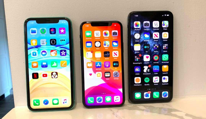 iPhone 2020 sẽ có màn hình lớn nhất