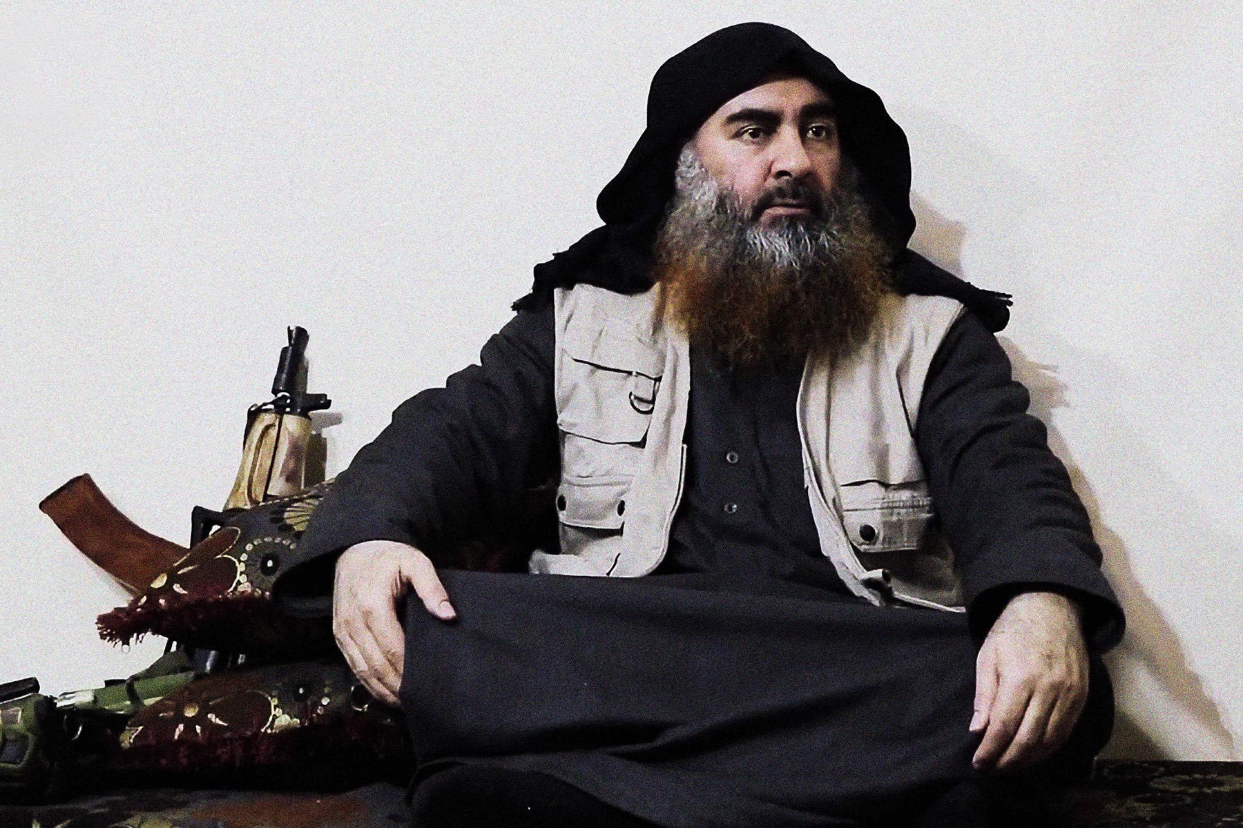 Thủ lĩnh ISIS tự sát: Nguồn cung cấp vũ khí đã được phơi bày (ảnh 2)