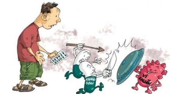'Ác mộng' kháng kháng sinh đã đến: Làm thế nào để chống lại siêu vi khuẩn?