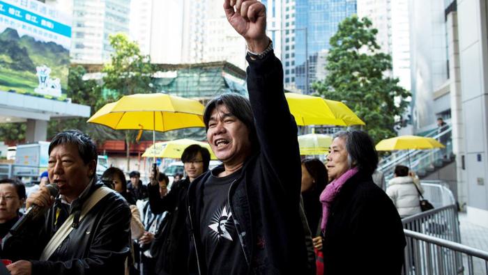 Ông Lương Quốc Hùng đã xin lỗi vì sự thất bại lần này, nhưng đồng thời ông cũng nói người Hồng Kông đã thắng.