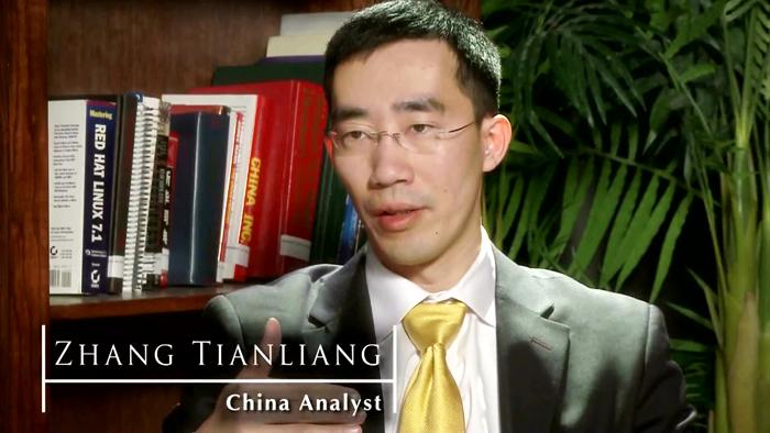 Giáo sư Chương Thiên Lượng (Zhang Tianliang), một chuyên gia về các vấn đề xã hội và chính trị Trung Quốc.