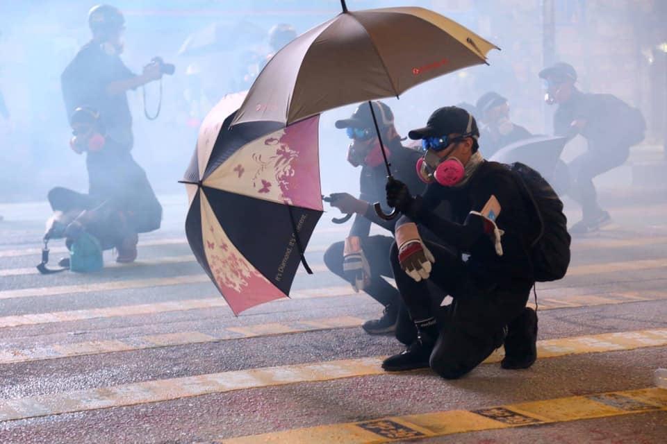 Người biểu tình Hồng Kông chiến đấu vì chính lương tâm của mình (ảnh 3)