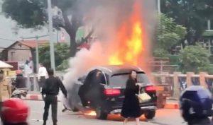 Nữ tài xế gây tai nạn liên hoàn khai do đi giày cao gót nên đạp nhầm chân ga