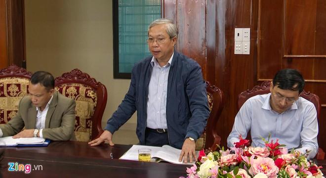 Ông Mai Tuấn Anh, Chủ tịch HĐTV Tổng công ty Đầu tư và Phát triển Đường cao tốc Việt Nam (VEC). (Ảnh qua Zing)