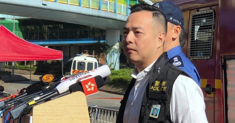 Trợ lý cảnh sát trưởng Chu Nhất Minh.