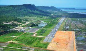 Trung Quốc bất ngờ xây 'siêu sân bay' ở tỉnh nghèo Campuchia