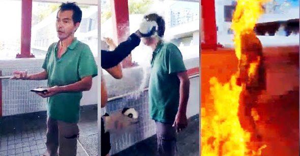 Vụ lửa thiêu ở Hồng Kông ngày 11/11: Nạn nhân là một diễn viên đóng thế?