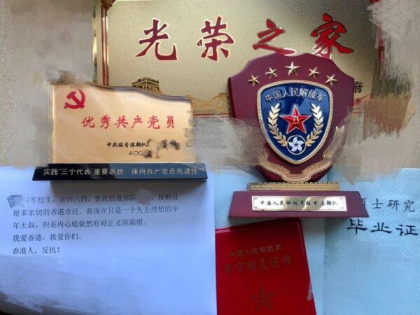 Sinh viên các trường đại học Trung Quốc lên tiếng ủng hộ người biểu tình Hồng Kông (ảnh 5)