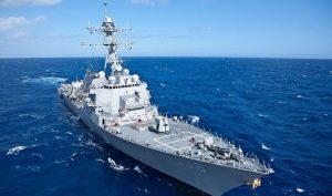 2 tàu chiến Mỹ áp sát Hoàng Sa, Trường Sa thách thức Trung Quốc