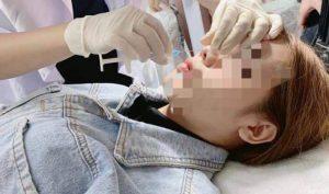 Một phụ nữ ngưng tim khi làm đẹp tại Vivian Beauty TP.HCM
