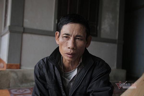 Ông Nguyễn Đình Gia, bố nạn nhân Nguyễn Văn Lượng.