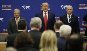 Mỹ sẽ kèm điều kiện tự do tôn giáo vào viện trợ nước ngoài