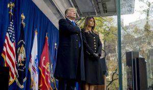Tổng thống Trump ca ngợi công lao của cựu quân nhân trong Ngày Cựu Chiến binh Mỹ