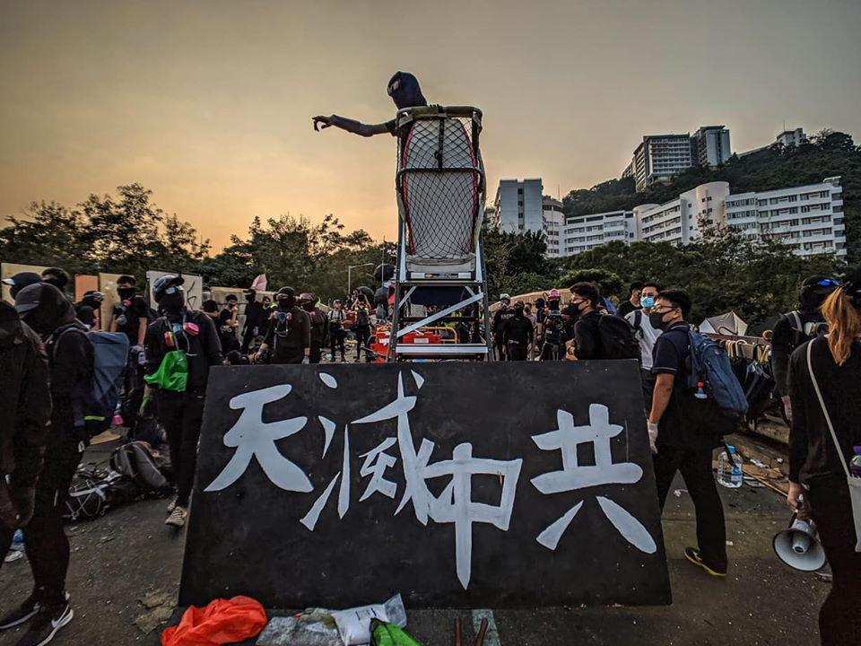 Quách Văn Quý tiết lộ: Hồng Kông muốn bắt giữ 30 ngàn người trước ngày 24/11 (ảnh 4)