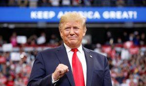 Tổng thống Trump: Kinh tế Trung Quốc đang 'vỡ như trứng'