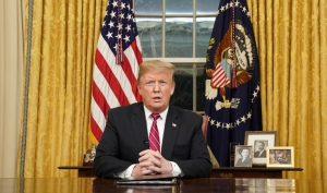 TT Trump tuyên bố sẵn sàng ra điều trần luận tội chính mình