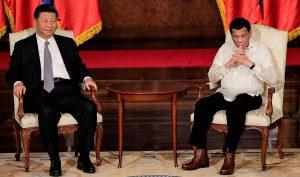 Philippines hủy các dự án xây dựng do Trung Quốc đầu tư