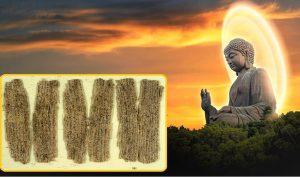 Phát hiện sách cổ niên đại 2.000 năm đưa con người đến gần hơn với Đức Phật