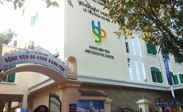 Bệnh viện Xanh Pôn: Cắt đôi que thử HIV, viêm gan B, 3 cán bộ bị đình chỉ công tác-ảnh1