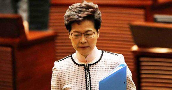 Lâm Trịnh chuẩn bị tới Bắc Kinh báo cáo, nội các Hồng Kông sắp có thay đổi?