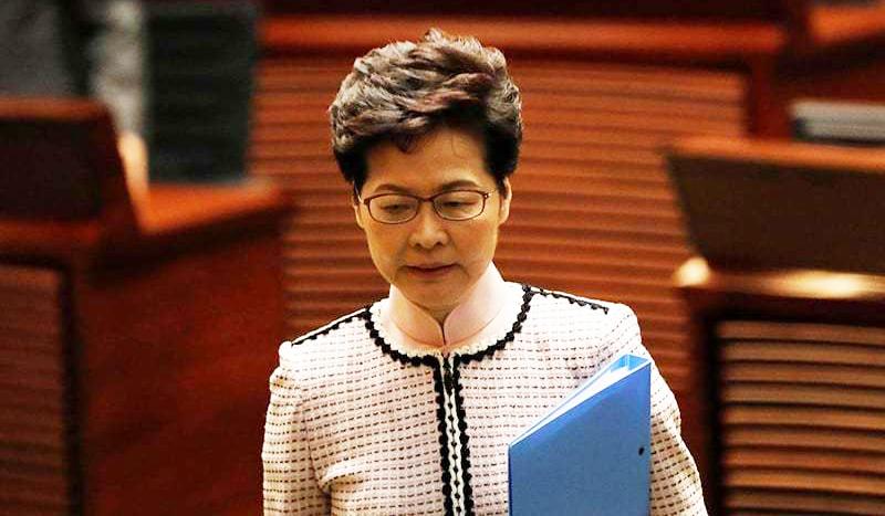 Trưởng Đặc khu Hồng Kông Lâm Trịnh Nguyệt Nga (Carrie Lam) sẽ tới Bắc Kinh báo cáo công tác vào giữa tháng 12.