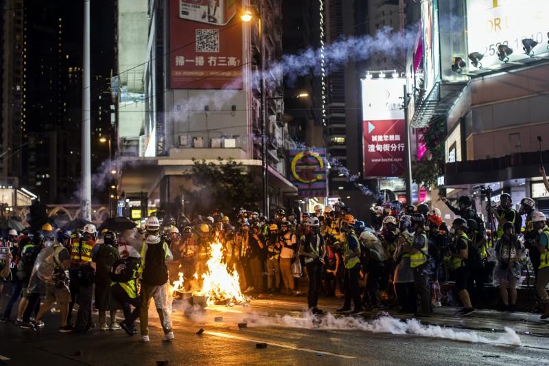 """ĐCSTQ dùng """"Great Cannon"""" tấn công diễn đàn của người biểu tình Hồng Kông (ảnh 3)"""