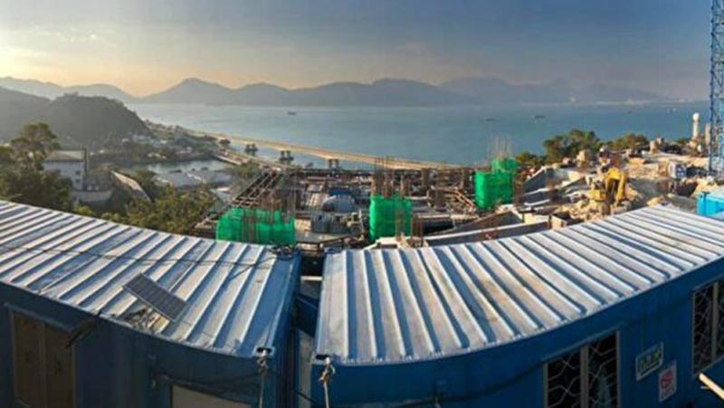 Trung tâm Điều trị Tâm thần Tiểu Lãm được xây dựng thêm vào ngày 29/11.