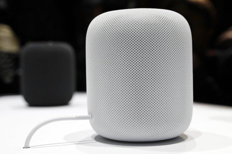 Apple sẽ ra sản phẩm gì năm sau? - HomePod