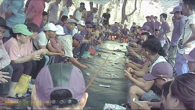 Bà Rịa - Vũng Tàu: Con trai phó trưởng công an huyện điều hành sới bạc giữa rừng sâu-ảnh 4