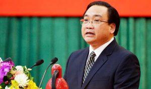 Bí thư thành ủy Hà Nội Hoàng Trung Hải vi phạm đến mức phải xem xét kỷ luật