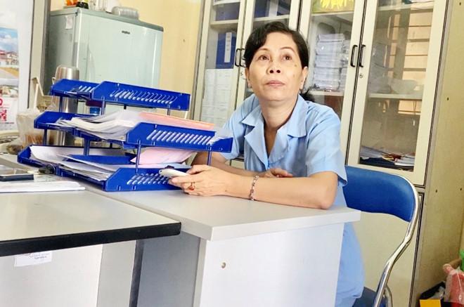 'Biến' tạp vụ thành bác sĩ khám bệnh cho công nhân-ảnh 3
