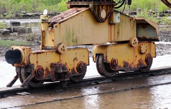 Bỏ hoang nhà máy đóng tàu với số vốn đầu tư hơn 1.000 tỉ đồng-ảnh 5