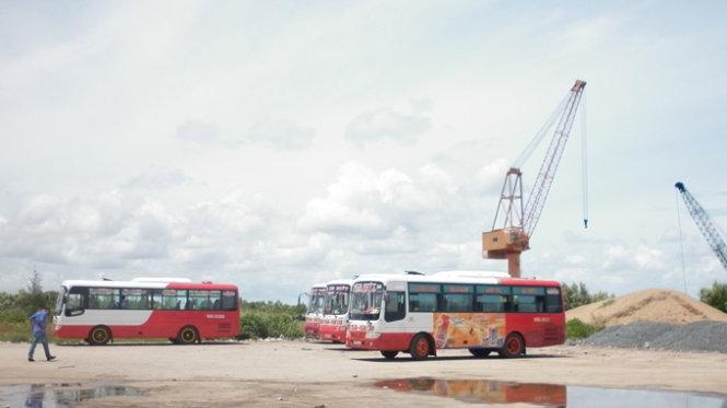 Bỏ hoang nhà máy đóng tàu với số vốn đầu tư hơn 1.000 tỉ đồng-ảnh 8