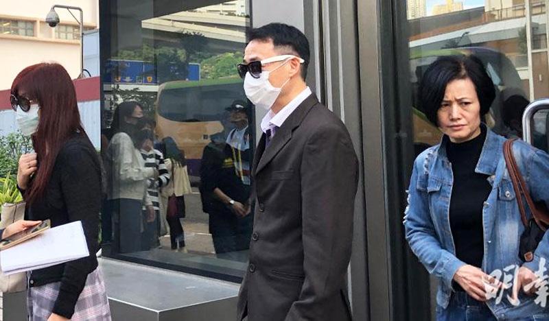 Thương nhân Tạ Vĩnh Linh tỏ ra vui mừng cho rằng tòa án đã trả lại công đạo cho mình.