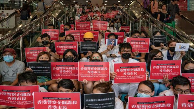 Chính quyền Hồng Kông 'nới lỏng' nội quy để dung túng cho hành động bạo lực của cảnh sát (ảnh 3)