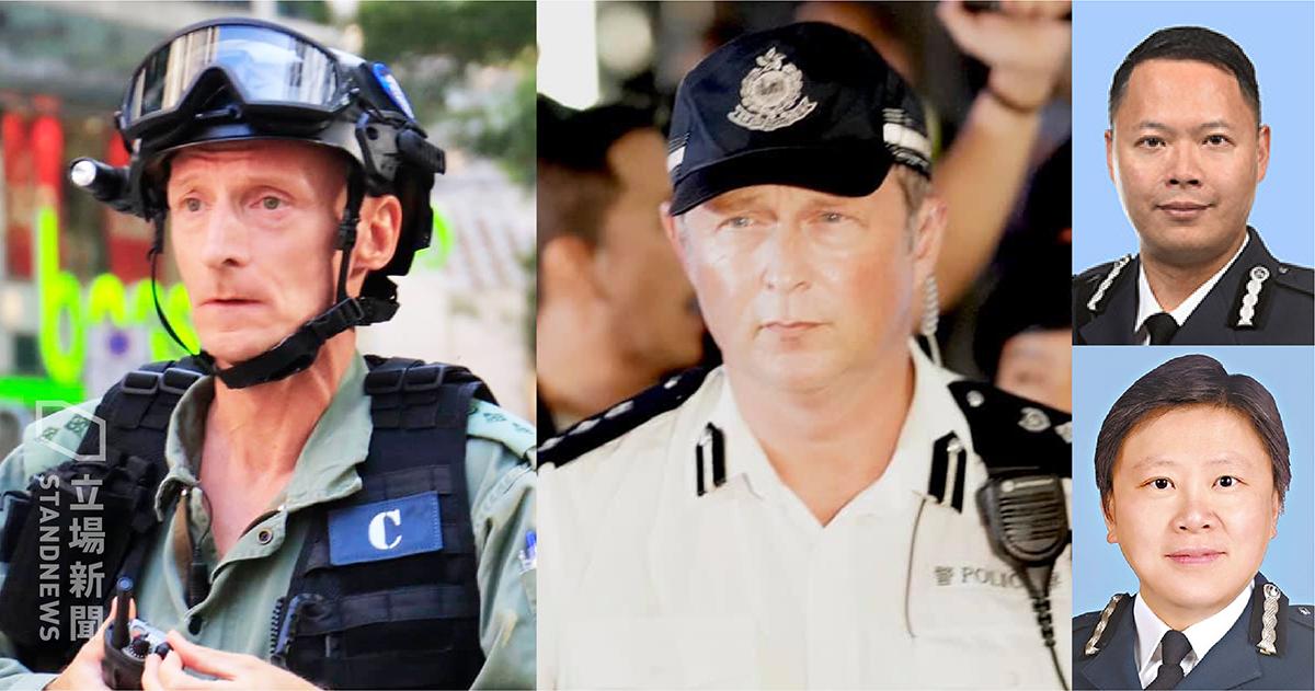 Nhiều cảnh sát Hồng Kông được thăng chức vì nỗ lực trấn áp người biểu tình (ảnh 1)