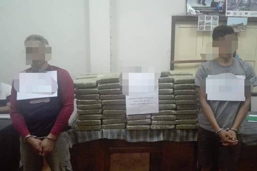 Chặt đứt đường dây ma túy khủng từ Lào về Việt Nam-ảnh 4
