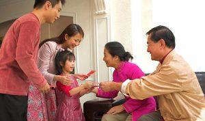 Chúc Tết – Nét văn hóa lâu đời của người Việt