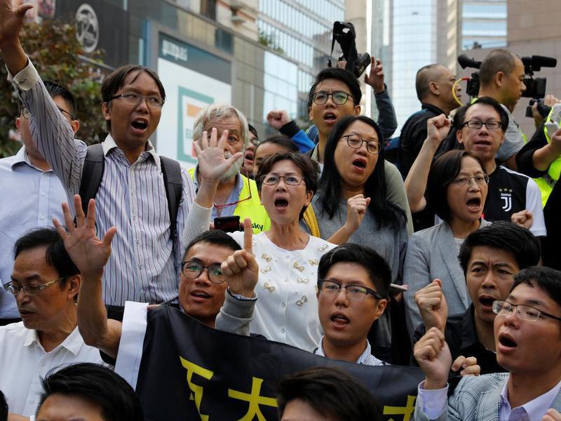 Hong Kong: Chuyện người mẹ Việt có con ở tuyến đầu Đại học Bách Khoa - ảnh 3