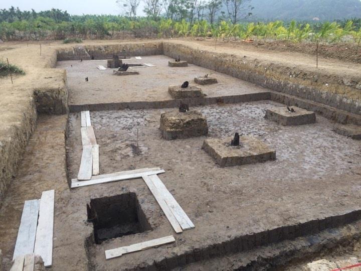 Nơi phát hiện ra các cọc gỗ liên quan đến trận đánh Bạch Đằng lần thứ 3.