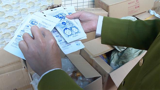 Công an bắt giữ hàng chục tấn thiết bị y tế nghi nhập lậu từ Trung Quốc