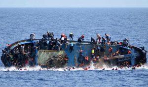 Mauritania: Tàu chở 150 người di cư bị đắm, ít nhất 57 người thiệt mạng